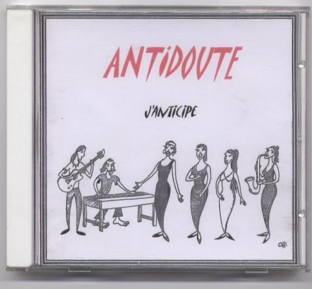 Antidoute CD (front)